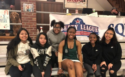 Future Stars: StreetSquash attends Liberty League Championships, cheers on participating alumni