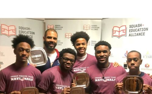StreetSquash Boys Take Home National Championship Trophies, Plus Our Top Ten Moments from Urban Team Nationals