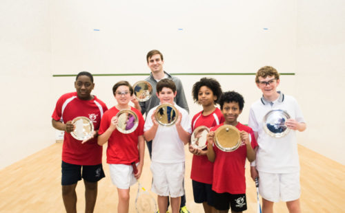Over 100 Juniors Compete at StreetSquash Jr. Cup, Raising $91,000 at 9th Annual Event