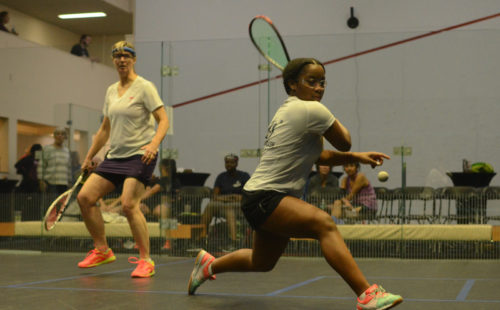 A Busy Month of Squash Competition